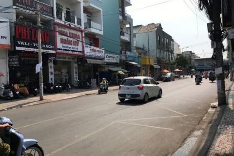 Bán nhà MT Tân Kỳ Tân Quý, 4.5x26, đúc 3 tấm, 4pn, 5wc, vị trí kd buôn bán 13.1 tỷ