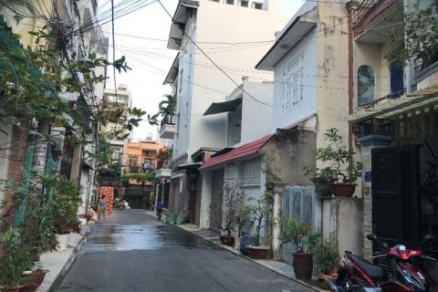 Bán đất 22/5 Nguyễn Hưu Tiến, 4x16, có giấy phép xây dựng 3,5 tấm, 3.95 tỷ