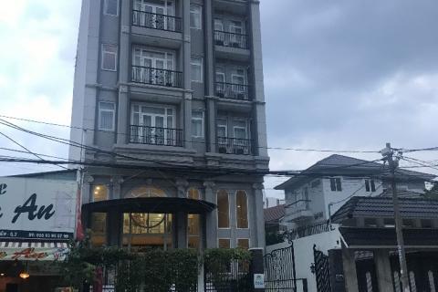 Bán nhà MT Tân Sơn Nhì, 5x20, 1 lửng, 4 lầu, st, 8pn, 9wc, 20 tỷ