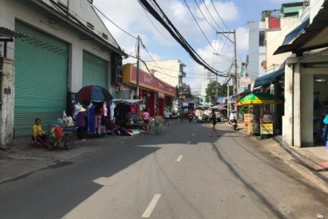 Bán nhà hẻm 23 Nguyễn Hữu Tiến, 4x18, 1 lầu, nhà còn mới đẹp, 6.5 tỷ