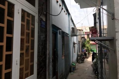 Bán nhà 79/26/2E Bờ Bao Tân Thắng, 4x9, 1 lầu, 2pn, gần chợ Sơn Kỳ, 2.65 tỷ