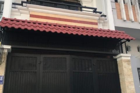 Bán nhà hẻm 84 Tân Sơn Nhì, 4x15, đúc 3 tấm, 4pn, 4wc, đang cho thuê 13tr/t, 6.4 tỷ