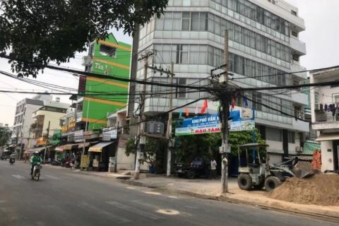 Bán ks MT Trương Vĩnh Ký, 8x16, 3 lầu, 16 phòng đang kinh doanh full phòng, 32 tỷ