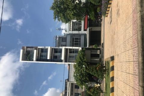 Bán nhà MT Tân Sơn Nhì, 5x20, 1 lửng, 4 lầu, 5 tầng nhà mới xây 20 tỷ