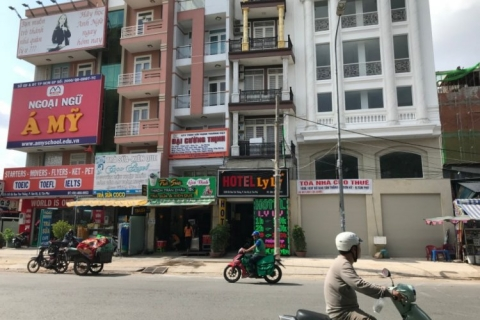 Bán nhà MT Tây Thạnh, 8x23, 2 lầu, gần Lê Trọng Tấn, 23 tỷ