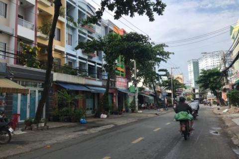 Bán nhà MT 57 Khuông Việt, 4x17, đúc 4 tấm, gần Đầm Sen, 8.8 tỷ