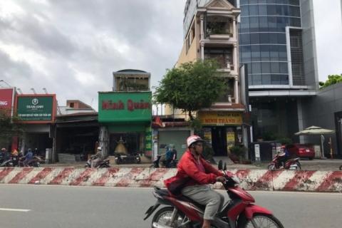 Bán nhà MT 357 Lê Trọng Tấn, 4x40, nhà gần ngã ba Tây Thạnh, 17 tỷ
