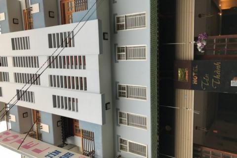 Bán nhà 58/15 Hoa Bằng, 7x35, đúc 4 tấm, 28 phòng cho thuê , 80tr/t, giá bán: 20 tỷ