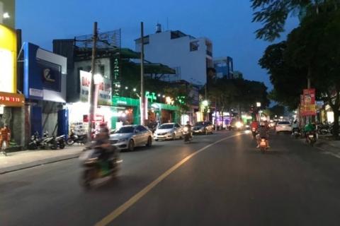 Bán nhà 2MT 45 Tân Sơn Nhì, 9x18, nở hậu 18m, DT đất: 266m, đúc 3 tấm, 37 tỷ