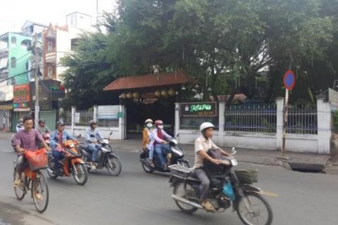 Bán nhà MT 54C Tân Quý, 24x40, 1 lầu, gần Gò Dầu, 95 tỷ