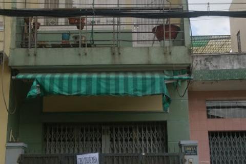 Bán nhà hẻm 181 Dương Văn Dương, 4x13, 1 lầu, 2pn, gần Gò Dầu, 4.45 tỷ