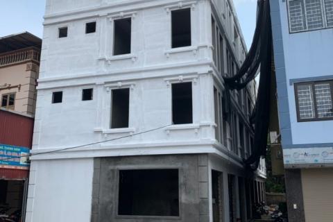 Bán nhà 4 tầng 131 Thanh Am, Long Biên giá 2.3 tỷ/căn .