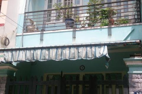 bán nhà hẻm 84 Tân Sơn Nhì, 4x14, 1 lầu, đường 12m, 6.2 tỷ
