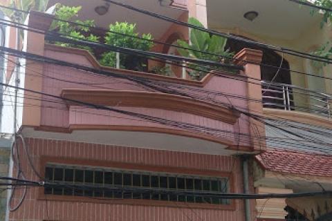 Bán nhà hẻm 52 Tân Hương, 4x15, 1 lầu, 2pn, nhà mới, hẻm xe hơi, 4.5 tỷ