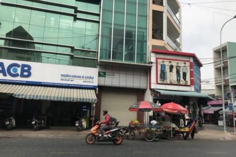 Bán nhà hẻm 118 Lê Trọng Tấn, 4x25, 2 lầu, 12 phòng cho thuê 25tr/t, 6.3 tỷ