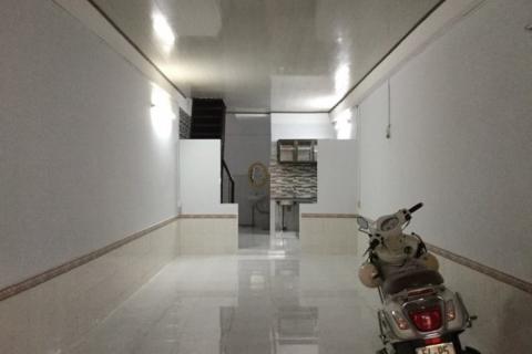 Bán nhà 144/3 Bùi Xuân Phái, 4.5x12, 2 lầu, nhà mới đẹp, 4pn, 5.1 tỷ