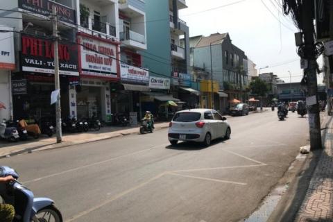 bán nhà hẻm 61 Cách Mạng, 4x13, 1 lầu, st, 3pn, gần chợ Tân Phú, 4.15 tỷ