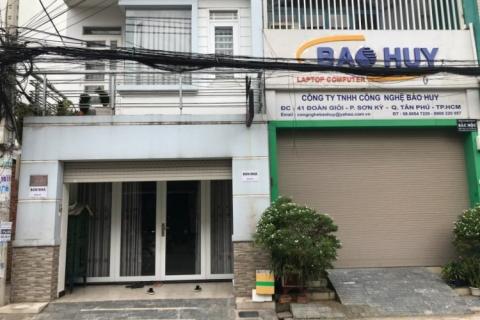 Bán nhà hẻm 50 Gò Dầu, 5x17, đúc 3,5 tấm, gần Tân Sơn Nhì, 9.2 tỷ