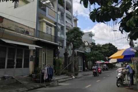 Bán nhà hẻm 341 Khuông Việt, 4.7x17, 2 lầu, 4pn, gần Đầm Sen, 6.7 tỷ
