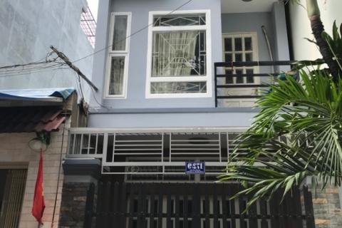 Cho thuê nhà hẻm 90 Trần Văn Ơn, 4x16, đúc 3,5 tấm, 15tr/t
