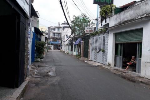 bán nhà hẻm 194 Tân Quý, 5x14, cách mt 30m, 5.7 ty