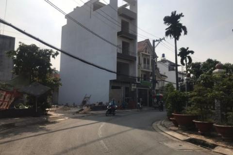 Bán đất MT 11 đường số 3, 5x23, gần chợ Phạm Đăng Giảng và Lê Trọng Tấn, 6 tỷ.