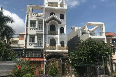 Cho thuê nhà MT Thoại Ngọc Hầu, 4x20, 1 lầu, gần ngã ba Nguyễn Sơn, 25tr/t