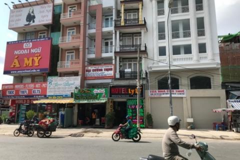Cho thuê nhà MT Tân Hương, 5x14, 1 lầu, gần Độc Lập, 20tr/t