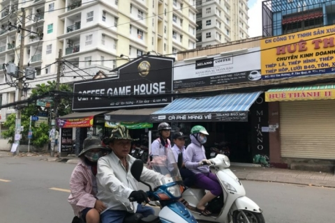 Cho thuê nhà MT Tân Sơn Nhì, 8x18, gần Nguyễn Cửu Đàm, 60tr/t