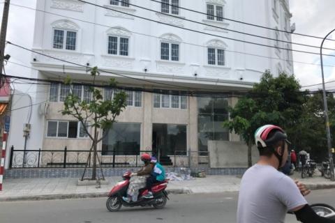 cho thuê nhà 2MT Tân Sơn Nhì  - Nguyễn Cửu Đàm, 16x16, 2 lầu, 280tr/t