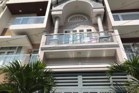 Bán nhà hẻm 245 Gò Dầu, 4x14, đúc 3 tấm, giá 5,9 tỷ