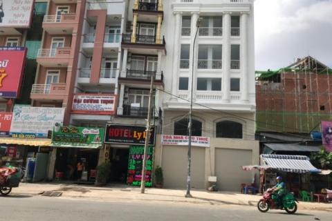 Bán nhà MT Tân Quý, 4x17, 2 lầu, đúc 3 tấm, 4pn, gần Gò Dầu, 9.55 tỷ