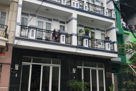 Bán nhà hẻm 9 Nguyễn Hữu Tiến, 5x17, đúc 3,5 tấm, 6.5 tỷ