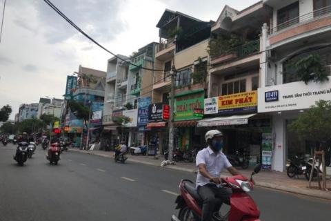 Bán nhà MT Tân Hương, 4x12 1 lầu, gần chợ Tân Hương, 8.7 tỷ