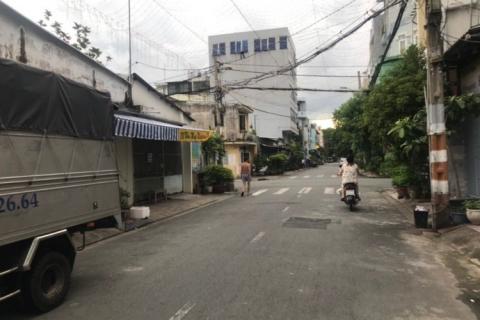 Bán nhà MT Trương Vĩnh Ký, 4x17, 1 lầu, 12.5 tỷ